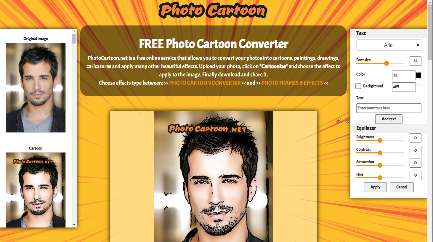 photo to avatar converter